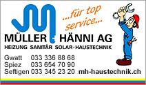 Müller + Hänni AG