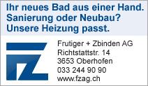 Frutiger + Zbinden AG