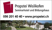 Propstei Wislikofen