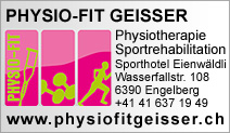 PHYSIO-FIT GEISSER