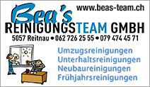 Bea's Reinigungsteam GmbH