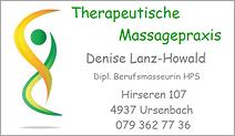 Therapeutische Massagepraxis