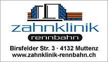 Zahnklinik Rennbahn AG