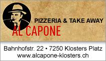 Restaurant Pizzeria Al Capone Klosters