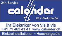 Elektro Calonder AG