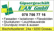 Gipsergeschäft IVAN GmbH