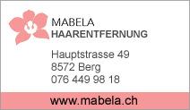 Mabela Haarentfernung