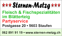Sternen-Metzg