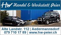Handel & Werkstatt Peier
