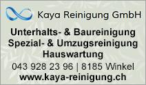 Kaya Reinigung GmbH