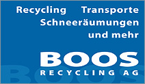 BOOS RECYCLING AG