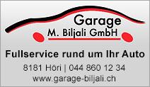 GARAGE M. BILJALI GmbH
