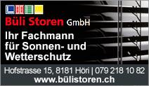 Büli Storen GmbH