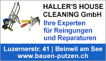 Haller's House Cleaning GmbH