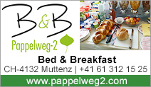 B&B Pappelweg - 2