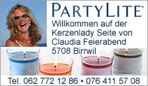 PARTYLITE Claudia Feierabend