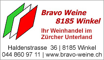 Bravo Weine