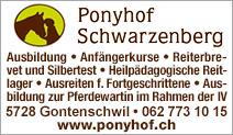 Ponyhof Schwarzenberg