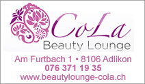 Beauty Lounge CoLa