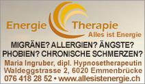 Energie Therapie Maria Ingruber