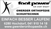 Gwerder Orthopädie-Schuhtechnik