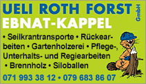 Ueli Roth Forst