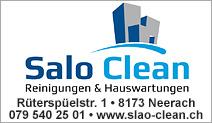 Salo Clean Reinigungen & Hauswartungen