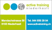 active training niederhasli
