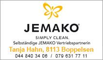 JEMAKO Vertriebspartnerin Tanja Hahn