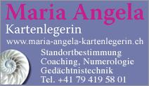 Maria Angela  Kartenlegerin