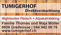 Müller Tumigerhof
