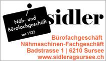 SIDLER AG SURSEE