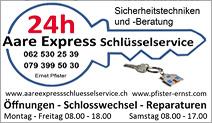 Aare Express Schlüsselservice