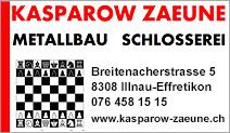 KASPAROW ZAEUNE
