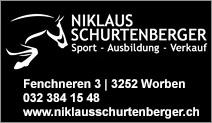 Niklaus Schurtenberger Sport - Ausbildung - Verkauf