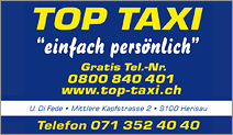 Top Taxi Herisau