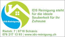 IDS-Reinigung