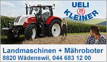 Ueli Kleiner Landmaschinen