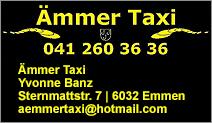 Ämmer Taxi