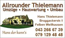 Allrounder Thielemann