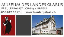 Museum des Landes Glarus im Freulerpalast