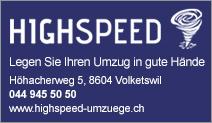 Highspeed Umzüge & Transporte