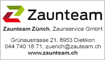 Zaunteam Zürich - Zaunservice GmbH