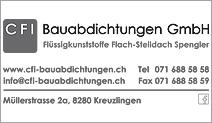 CFI Bauabdichtungen GmbH