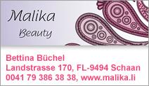 Malika Beauty