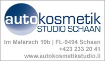 Autokosmetik Studio Anstalt
