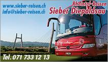 Rheintal Reisen Sieber