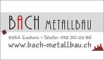 Bach Metallbau
