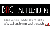 Bach Metallbau AG