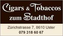 Cigars & Tobaccos zum Stadthof